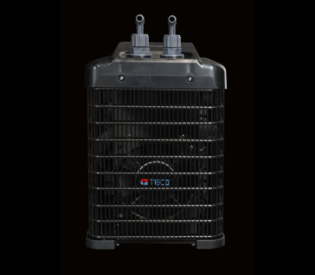 TECO TK 150 Aquarium Water Chiller back